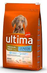ultima medium maxi junior